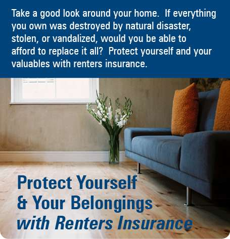 protect yourself and your belongings with renters insurance leavitt group news publications. Black Bedroom Furniture Sets. Home Design Ideas