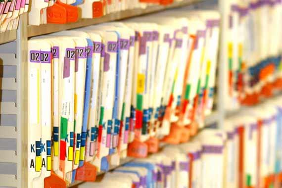 medical-files