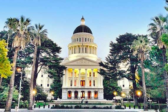 california-capitol-building