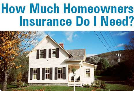 how much homeowners insurance do i need leavitt group news publications. Black Bedroom Furniture Sets. Home Design Ideas