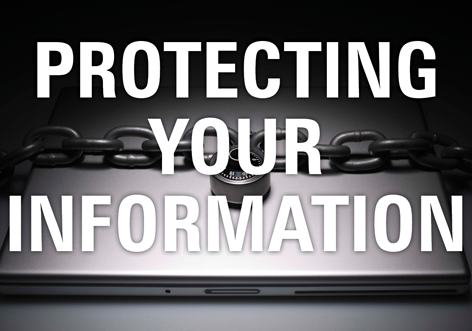 Protecting Your Non-Public Personal Information