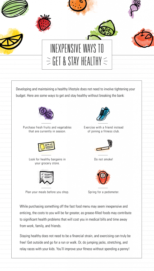 IG_Inexpensive Ways to Get and Stay Healthy