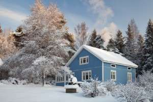 winterizing house