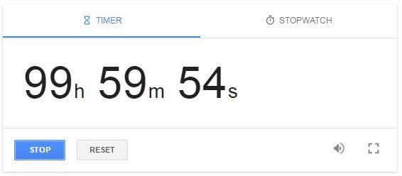 googler-timer