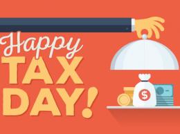 Tax Day - Tax Refund?