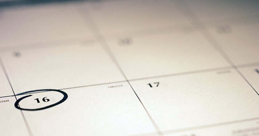Car insurance timeline