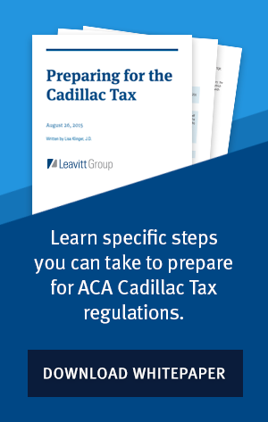 Cadillac Tax Preparation