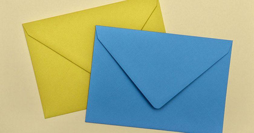 note envelopes
