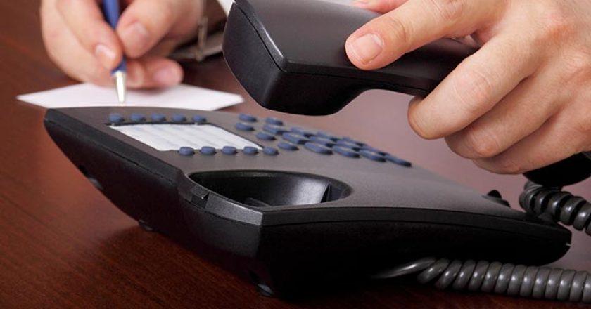 employer phone calls