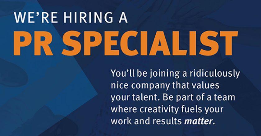 pr specialist