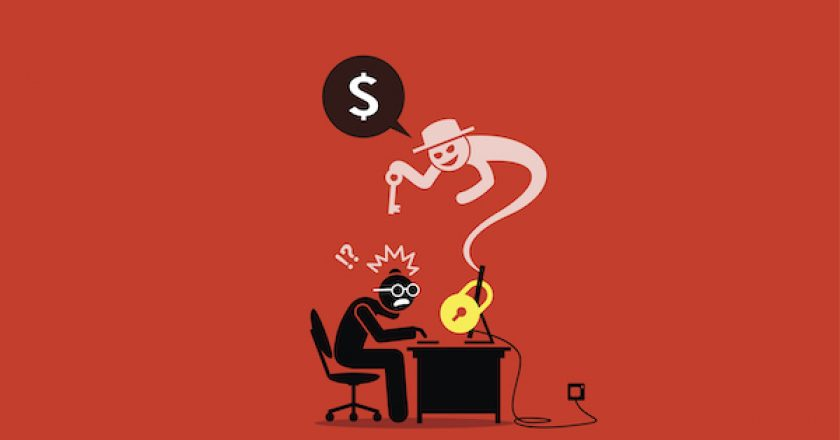 ransomware cyber security