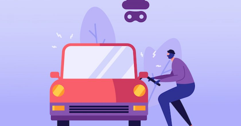 stolen cars and insurance
